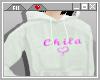 ✚ Chila's Hoodie e