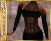 I~Sexy Black Suede Mini