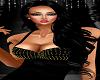 Nessa black hair