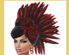 VIC RED HAIR  FEATHER