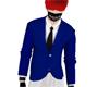 Ryuk Blue Suit