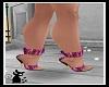 Yami Sexy Magenta Heels