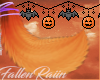 Custom Pumpkin Tail