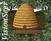 Garden Beehive