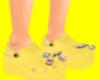 BalenciagaCrocs: Yellow