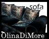 (OD) Diarose sofa