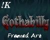!K! Gothabilly Sign 1