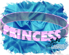 Pnk/Wht Princess Collar