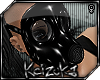 !Rubber Gas Mask F