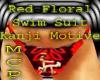 [MCP]Floral Swim Suit F