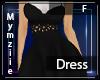 M| Lil Black Dress