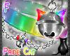 [CS] Pride Cat Bell .F
