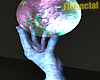 Aesthetic Neon Hand