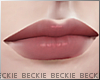 Lips - Burgundy