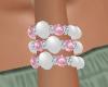 Pink Pearl Braclet