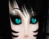 Cat Eyes Turquoise
