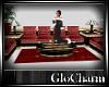 Glo* LeatherSofaSet R/G