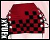 *Y* Karo Red Skirt