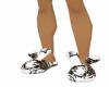 harley bunny slippers