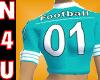Football #01 (Lt Blue)