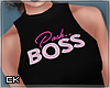 K| Posh Boss High Crop