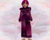 Magic Magenta Mages Robe