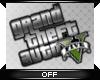 GTA V Animated Sticker.