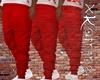 xKf Red Pants