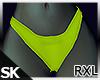 Neon BikiniBottom GR RXL