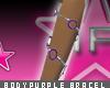 [V4NY] BodyPurple Bracel