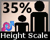 Height Scaler 35% F A
