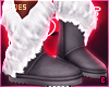 в. Winter Boots Grey