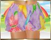 Girl Butterfly Shorts