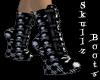 Skullz Sturdy Boots