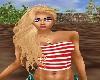 Ria Blonde Hair