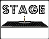 ANIMATED STAGE W/POSES