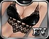 EV LACE Black TOP Lola