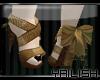 Y~ Elegance Gold | Shoes