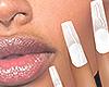I│Jelly Nails White