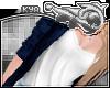 K| Casual Navy Anchor