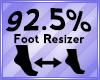 Foot Scaler 92.5%