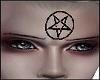 Forehead Pentagram