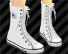 *Converse High Tops Wh
