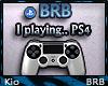 ki -BRB PS4,1-F/M