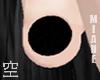 空 Black Ear Plug 空