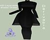 HD Layer Skater Dress