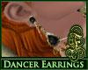 Dancer Earrings Onyx