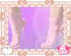 cutiepie pink boots