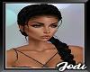 Black Gwen Side Braid