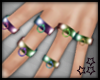 Jx Dazzle Rings F